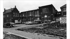 Redevelopment work has been carried out on the building down the decades.