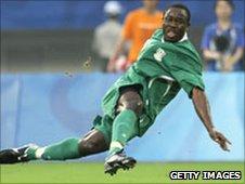 Nigeria defender Olubayo Adefemi
