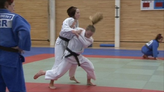 British judoka