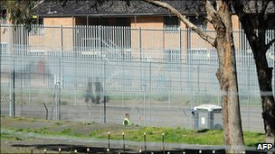 Villawood Immigration Detention Centre in Sydney