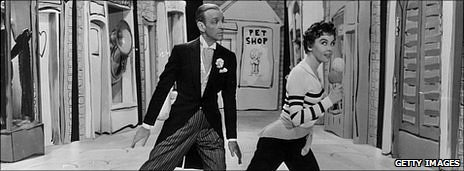 Fred Astaire Leslie Caron