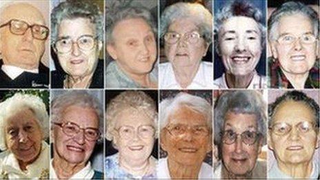 Rosepark victims