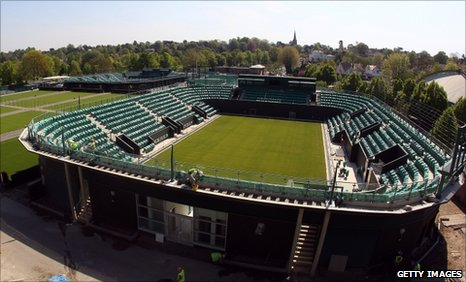 Wimbledon's new Court Three