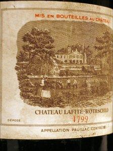 Lafitte label