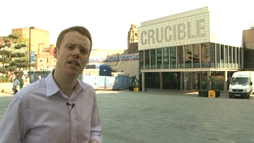 Phil Goodlad reports from the Crucible