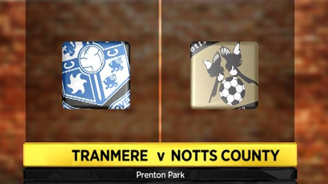 Highlights - Tranmere 0-1 Notts County