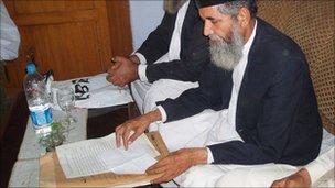 Lawyer Meher Aslam Nasir