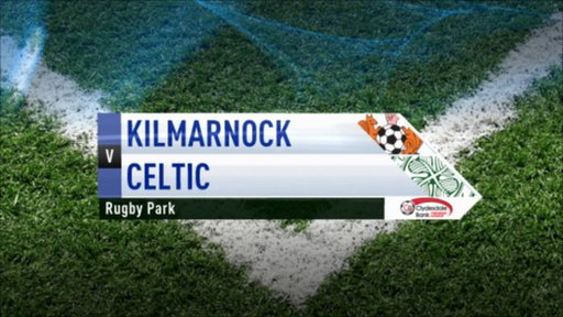 Highlights - Kilmarnock 0-4 Celtic