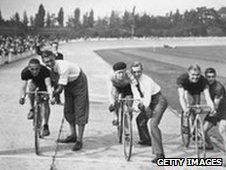 Herne Hill Velodrome 1929