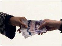 cash tug of war