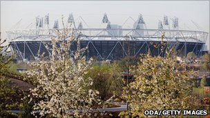 Olympic stadium (Image: ODA/Getty Images)