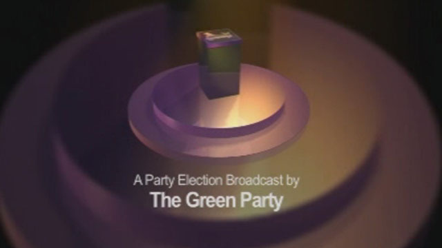 Green Party election broadcast