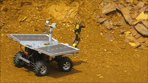 Dignity rover