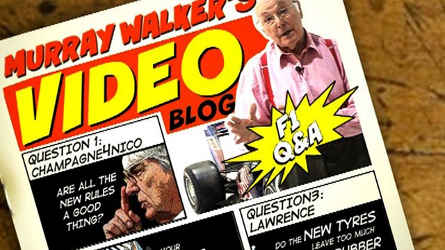 Murray Walker's Q and A