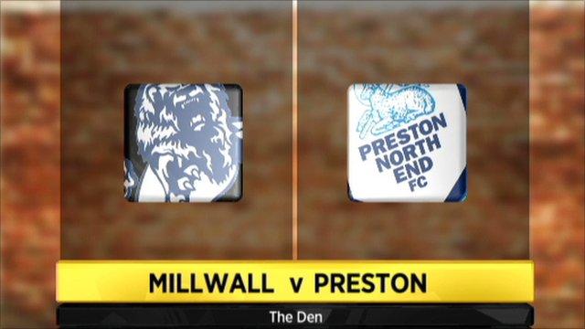 Millwall 4-0 Preston