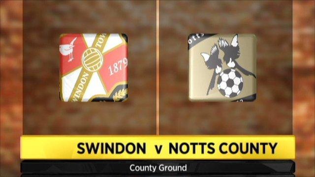 Swindon 1-2 Notts County