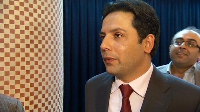 Afghan Presidential spokesman Waheed Omar