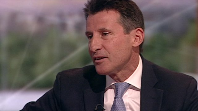 Lord Coe