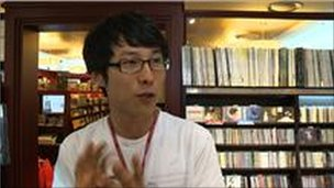 Music store manager Jae Chol Youn talks about the popularity of K-pop