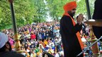Vaisakhi celebrations