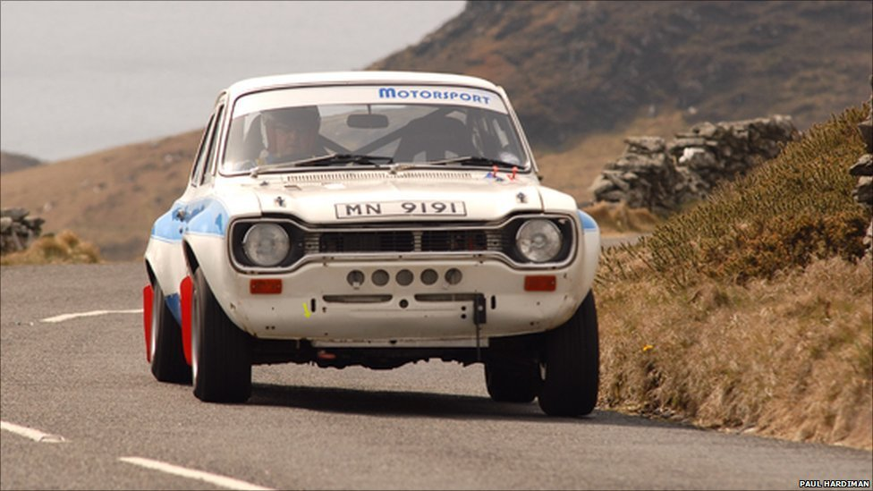 Bbc News Manx Classic Rally To Feature Edwardian Cars
