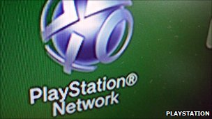 Sony PlayStation Network logo