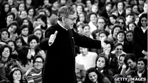 File picture of Josemaria Escriva