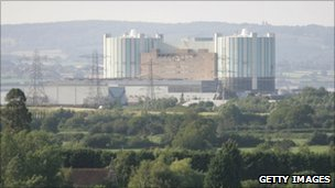 Oldbury power station