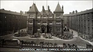 Blitz Bombing of Liverpool Maternity Ward at Mill Road