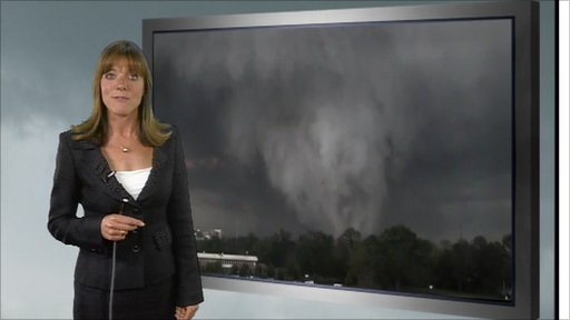 Louise Lear with the latest on the US tornados