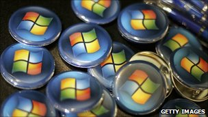 Microsoft badges