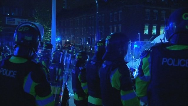 Police in Bristol