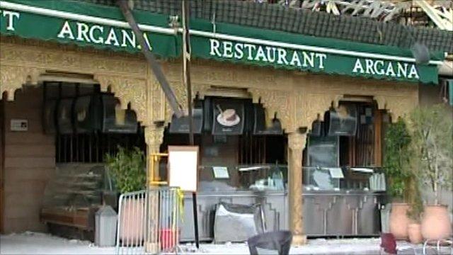 Argana restaurant