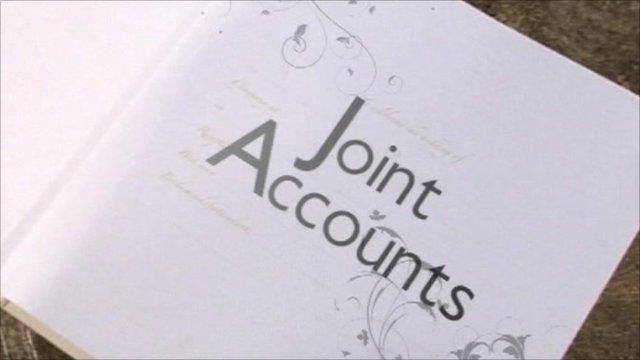 Wedding Joint account