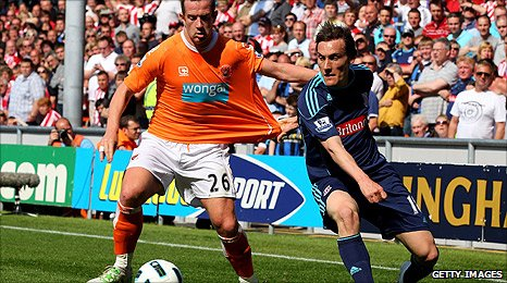 Charlie Adam and Dean Whitehead