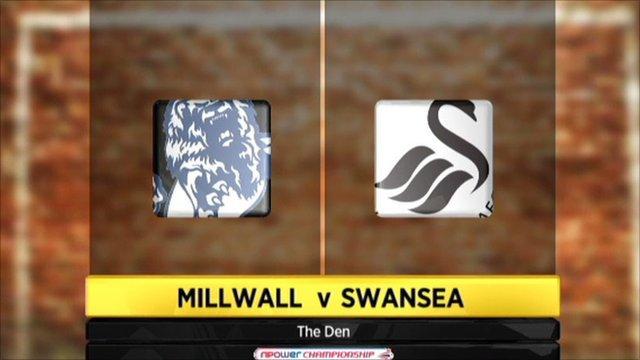Millwall v Swansea
