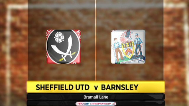 Sheffield United v Barnsley