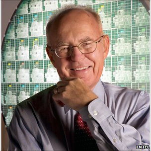 Gordon Moore present day picture