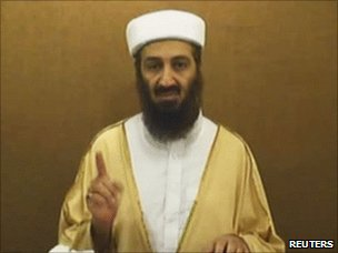 Purported Bin Laden video in 2007