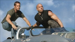 Fast Five is 'top pirated film of 2011'