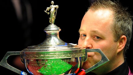 john higgins referee. John Higgins sets his sights