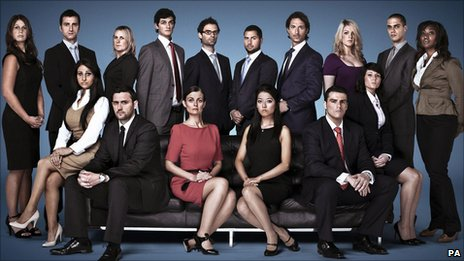 The Apprentice: Meet the Candidates - BBC - Bbc iplayer ...