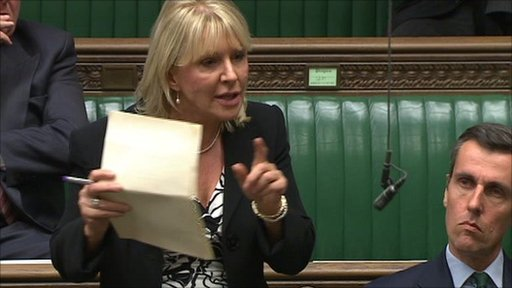 Tory Nadine Dorries