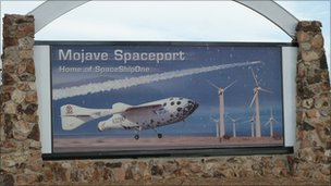 Mojave Spaceport