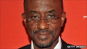 Nigeria central bank governor Lamido Sanusi