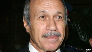 Egypt's former Interior Minister Habib al-Adly. File photo