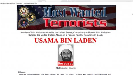FBI web site
