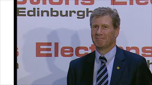 SNP MSP Kenny MacAskill