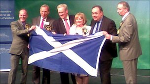 SNP MSP winners