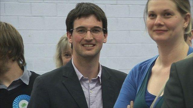 Councillor Robert Jones